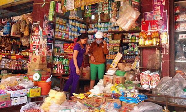 Kinh doanh tạp hóa - siêu thị ở nông thôn