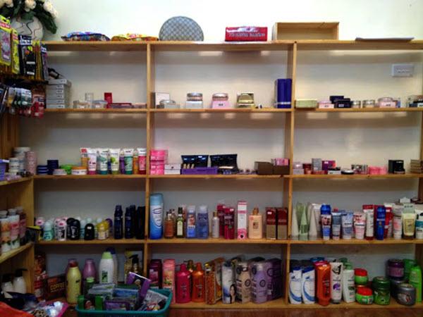 Kinh doanh cửa hàng mỹ phẩm ở nông thôn