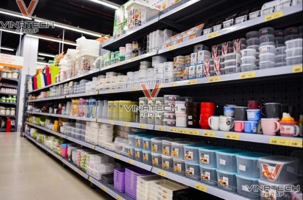 Lắp đặt siêu thị tại Hà Nội ảnh 3