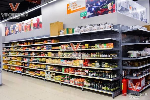 Lắp đặt siêu thị tại Hà Nội ảnh 4