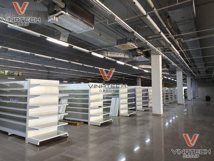 Kệ siêu thị thanh lý Vinatech Group