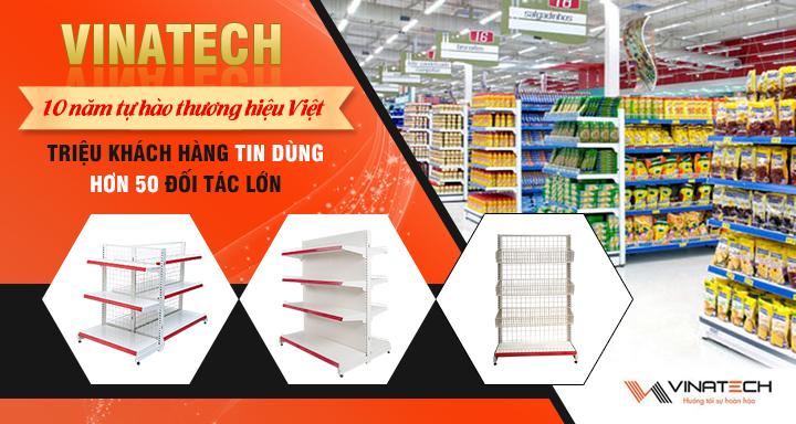 Vinatech - Dấu ấn 10 năm tự hào thương hiệu Việt 1