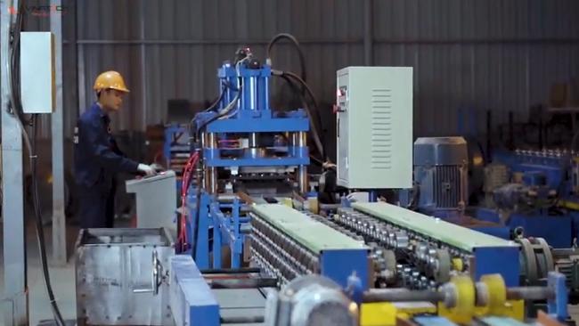 Vinatech sở hữu xưởng sản xuất máy móc hiện đại bậc nhất 2