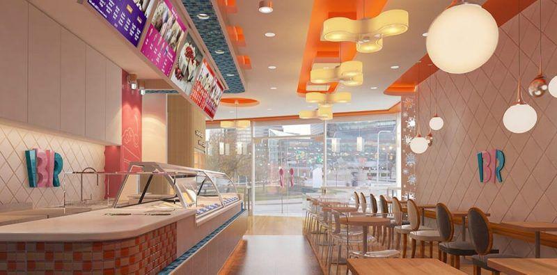 bán kem tươi