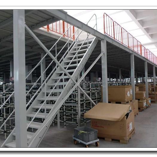Vinatech đã setup hàng trăm hệ thống kệ sàn mezzanine cho các khách hàng lớn