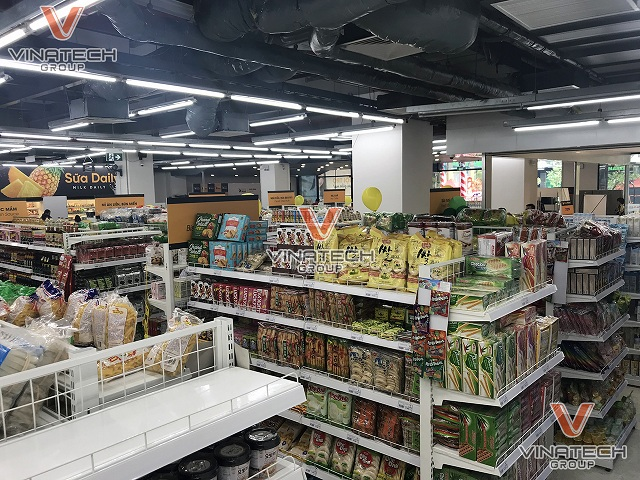 mở siêu thị mini