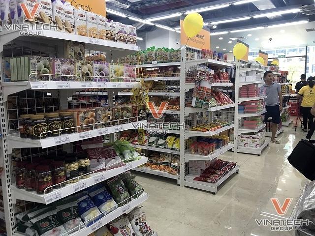 kinh nghiệm mở siêu thị mini