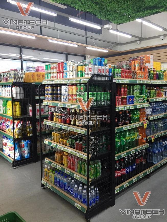Mở siêu thị mini cửa hàng tạp hóa lấy hàng ở đâu