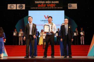 Vinatech Group vinh dự đạt danh hiệu Top 10 – Thương hiệu mạnh đất Việt 2020