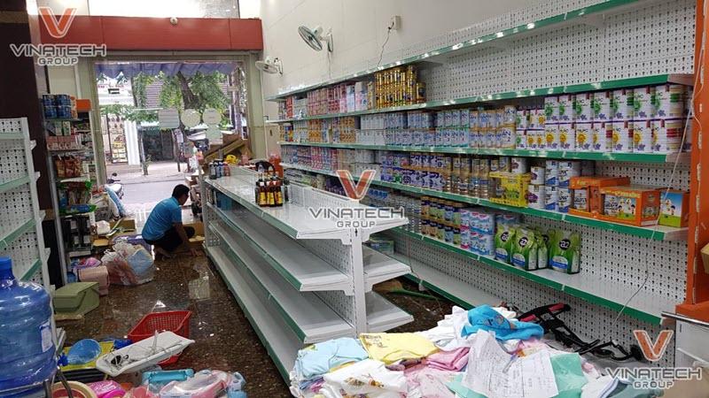 Hướng dẫn mở siêu thị mini