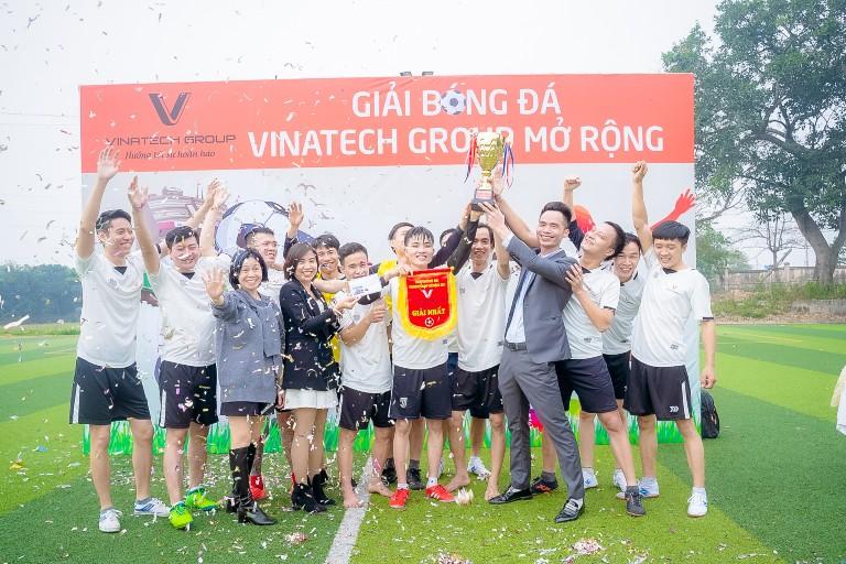 VINATECH GROUP CUP MỞ RỘNG 2021: LAN TỎA VÀ GẮN KẾT
