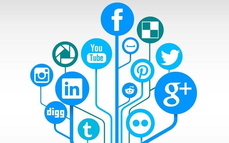 Sử dụng các trang mạng xã hội